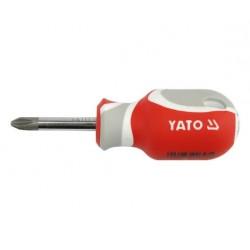 YATO Krížový skrutkovač PH2 x 38mm, magnetický SVCM55