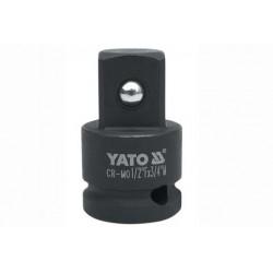 "YATO Nadstavec adaptér 1/2"" - 3/4"" rázový CrMo"