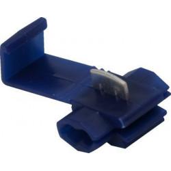Rýchlospojka samorezná - 1-2,5 modrá
