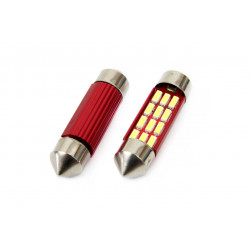 Led žiarovka C5W 12SMD 36mm CANBUS