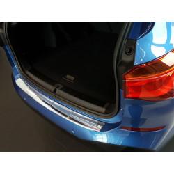 Ochranná nerezová lišta prahu piatych dverí BMW X1 F48  2015 -
