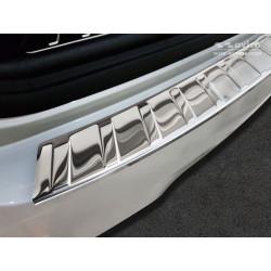 Ochranná nerezová lišta prahu piatych dverí BMW X3 G01 2017 -