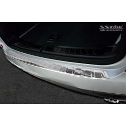 Ochranná nerezová lišta prahu piatych dverí BMW X3 G01 (M-Pakiet) 2017 -