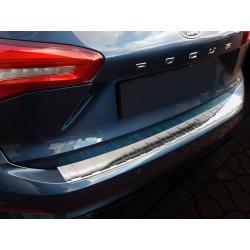 Ochranná nerezová lišta prahu piatych dverí Ford Focus IV Turnier 2018 -