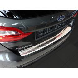 Ochranná nerezová lišta prahu piatych dverí Ford Fiesta 2017 -