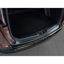 Ochranná nerezová lišta prahu piatych dverí (čierna) Honda CR-V 2018 -