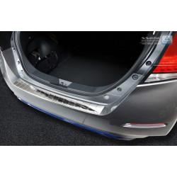 Ochranná nerezová lišta prahu piatych dverí Nissan Leaf II 2017 -