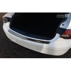 Ochranná nerezová lišta prahu piatych dverí (čierna) Opel Insignia B Grandsport liftback 2017 -