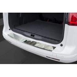 Ochranná nerezová lišta prahu piatych dverí Peugeot 5008 2009 -