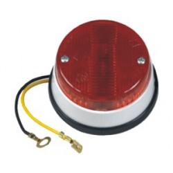 Pozičné svetlo okrúhle červené