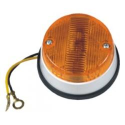 Pozičné svetlo okrúhle žlté