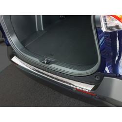 Ochranná nerezová lišta prahu piatych dverí Toyota RAV 4 V 2018 -