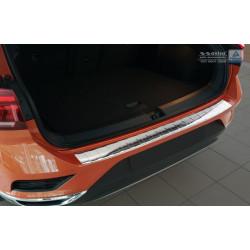 Ochranná nerezová lišta prahu piatych dverí VW T-Roc 2017 -