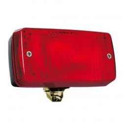 Zadné prídavné hmlové svetlo - červené
