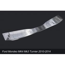Ochranná nerezová lišta prahu piatych dverí Ford Mondeo IV Turnier  2010 -  2014