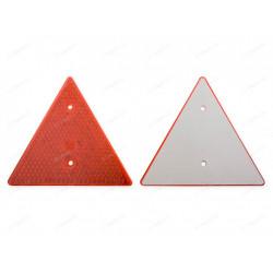Odrazka trojuholník - 2 diery