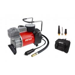 Kompresor do auta kovový 12V + taška (150 PSI)