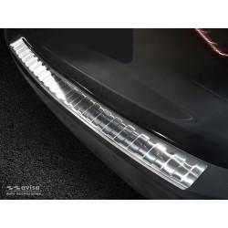 Ochranná nerezová lišta prahu piatych dverí BMW 3 G21 Touring 2018 -