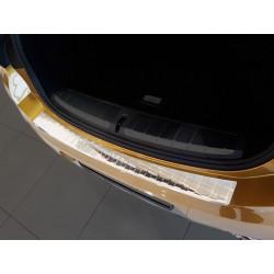 Ochranná nerezová lišta prahu piatych dverí BMW X2 F49 (M-Pakiet) 2018 -