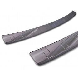 Ochranná nerezová lišta prahu piatych dverí (čierna) BMW X7 (G07) 2018 -