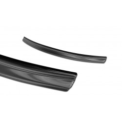 Ochranná nerezová lišta prahu piatych dverí (čierna) Kia XCee'd III 2019 -