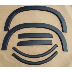 Plastové lemy Citroen Jumper 1994-2002