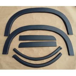 Plastové lemy Citroen Jumper 2002-2006