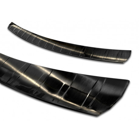 ezová lišta prahu piatych dverí (čierna) Mazda 6 Kombi 2012 -