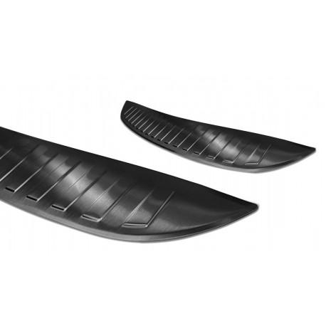 Ochranná nerezová lišta prahu piatych dverí (čierna) Mazda CX-3 2015 -