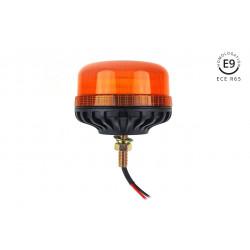 Výstražný LED maják - 60LED 12/24V IP56