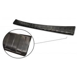 Ochranná nerezová lišta prahu piatych dverí (čierna) Toyota Yaris IV 2020 -