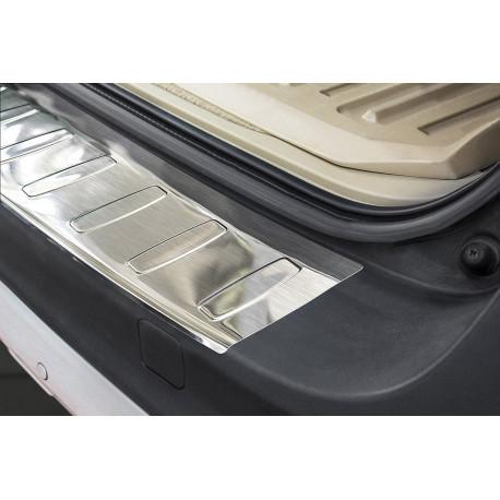Ochranná nerezová lišta prahu piatych dverí Volvo XC70 2013 -
