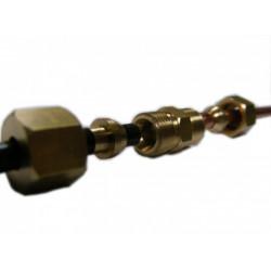 Rýchlospojka pre brzdové trubky (4.75mm)