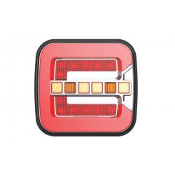 Zadné združené LED svetlo ĽAVÉ/PRAVÉ dynamické