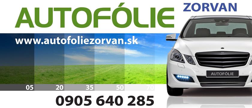 Autofólie Zorvan
